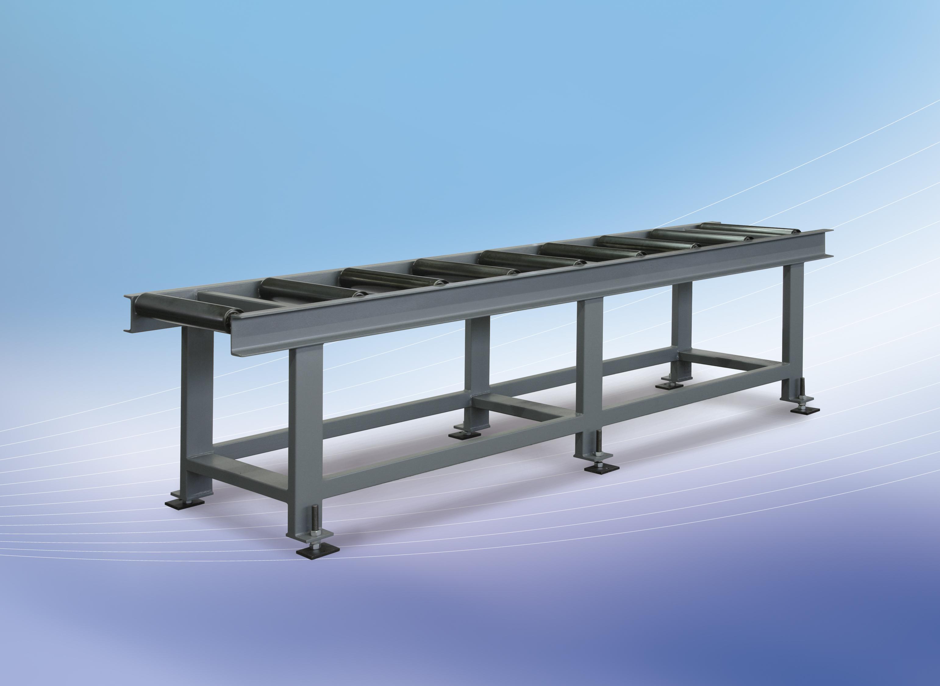 31. Rollenbahn 3000 mm Typ C